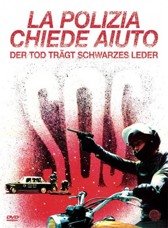 Der Tod trägt schwarzes Leder (Italian Genre Cinema Coll. No. 20) [Blu-ray]