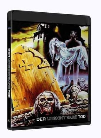 Orloff, Der unsichtbare Tod [Blu-ray]