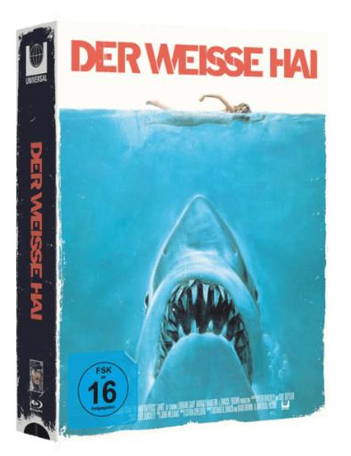 Der weiße Hai - Tape Edition [Blu-ray]