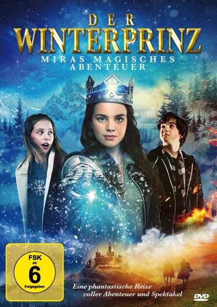 Der Winterprinz - Miras magisches Abenteuer [DVD]