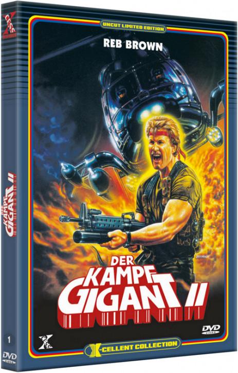 Der Kampfgigant 2 - X-Cellent Collection #01 - kleine Hartbox [DVD]