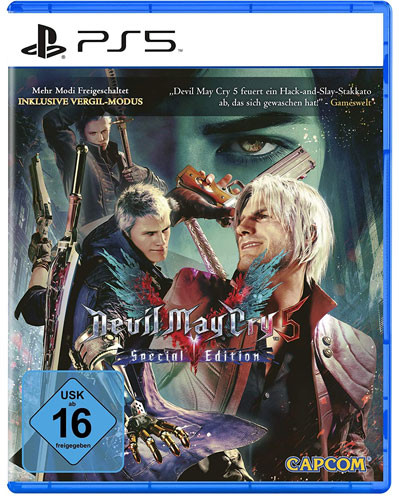 Devil May Cry 5 - Special Edition [PS5]