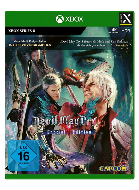 Devil May Cry 5 - Special Edition [Xbox Series X]