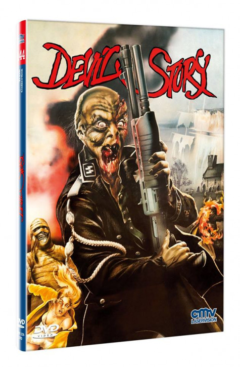 Devil Story - Trash Collection #144 - Cover A [DVD]
