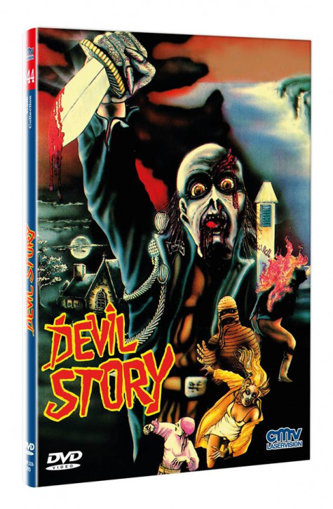 Devil Story - Trash Collection #144 - Cover B [DVD]