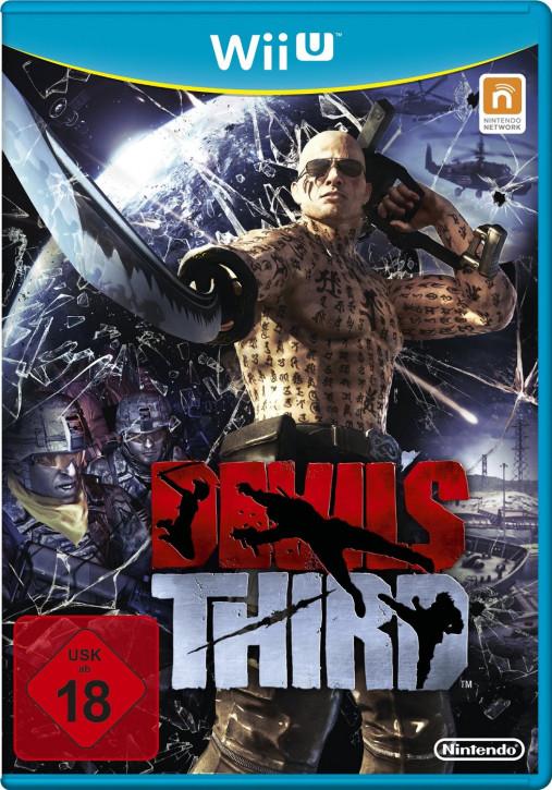 Devil's Third [Wii U]