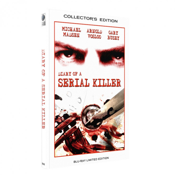 Diary of a Serial Killer - grosse Hartbox [Blu-ray]