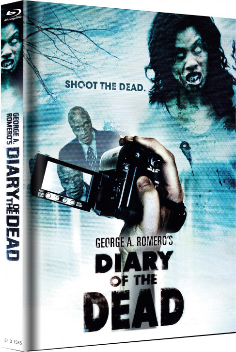 Diary of the Dead - Limited Mediabook - Cover C [Blu-ray]