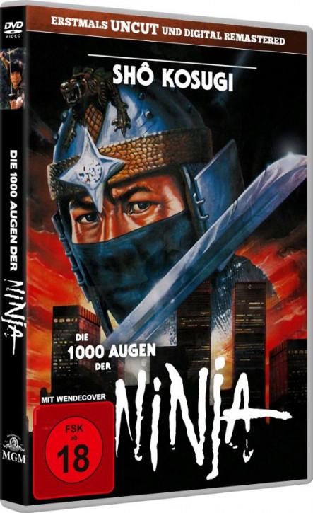 Die 1.000 Augen der Ninja [DVD]