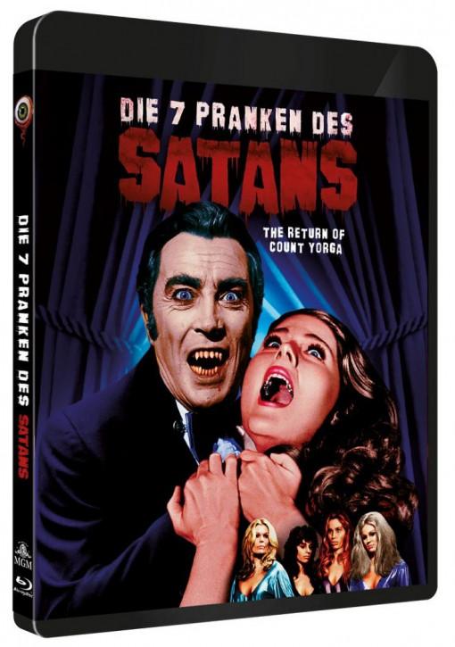 Die 7 Pranken des Satans [Blu-ray]