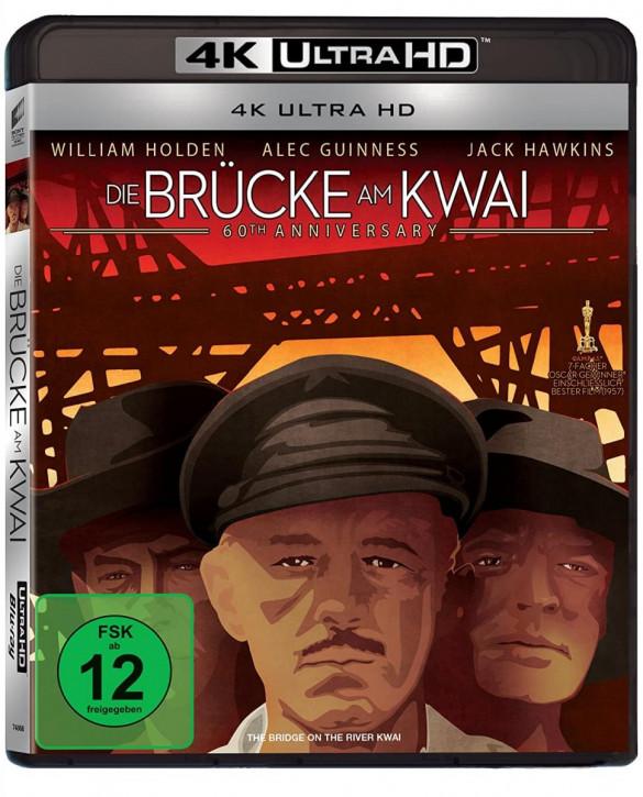 Die Brücke am Kwai [4K UHD+Blu-ray]