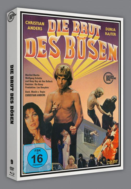 Die Brut des Bösen - Edition Deutsche Vita # 9 [Blu-ray+DVD]