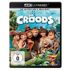 Die Croods [4K UHD+Blu-ray]