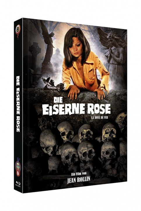 Die eiserne Rose - Collector's Edition - Cover A [Blu-ray+DVD]