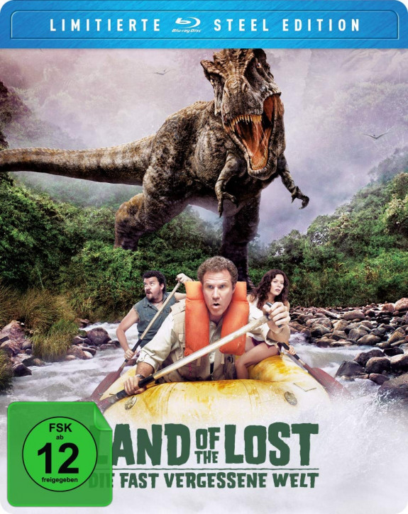 Die fast vergessene Welt (Future-Pack) [Blu-ray]