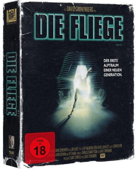 Die Fliege - Tape Edition [Blu-ray]