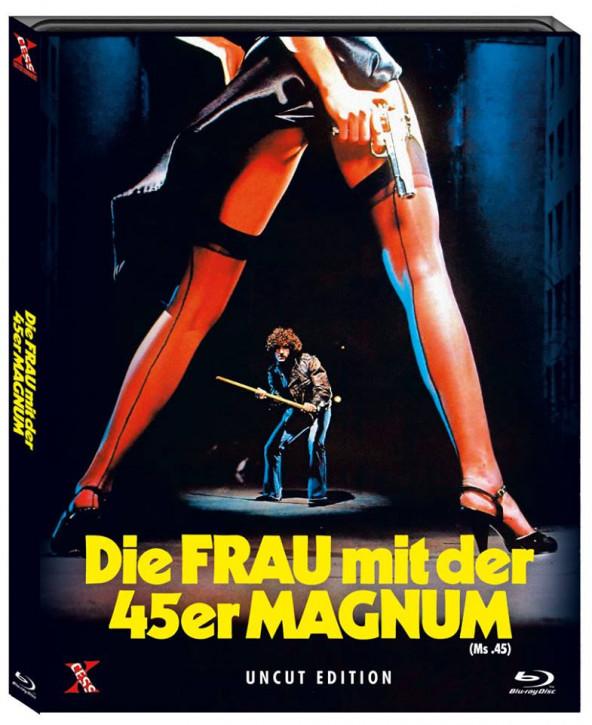 Die Frau mit der 45er Magnum [Blu-ray]