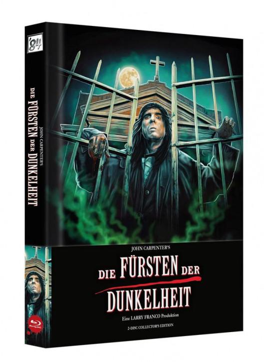 Die Fürsten der Dunkelheit - Limited Collector's Edition - Cover A [Blu-ray]