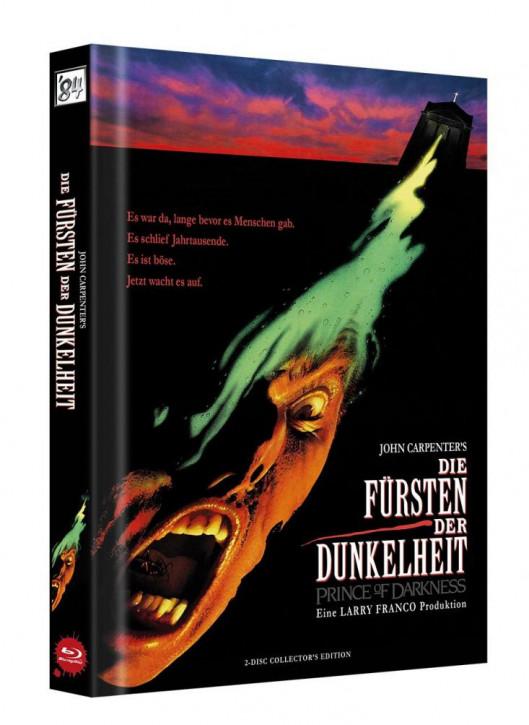 Die Fürsten der Dunkelheit - Limited Collector's Edition - Cover B [Blu-ray]