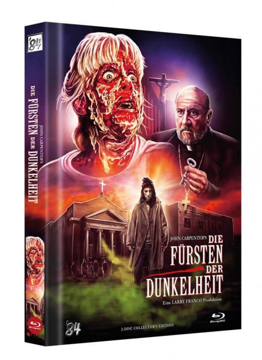 Die Fürsten der Dunkelheit - Limited Collector's Edition - Cover C [Blu-ray]
