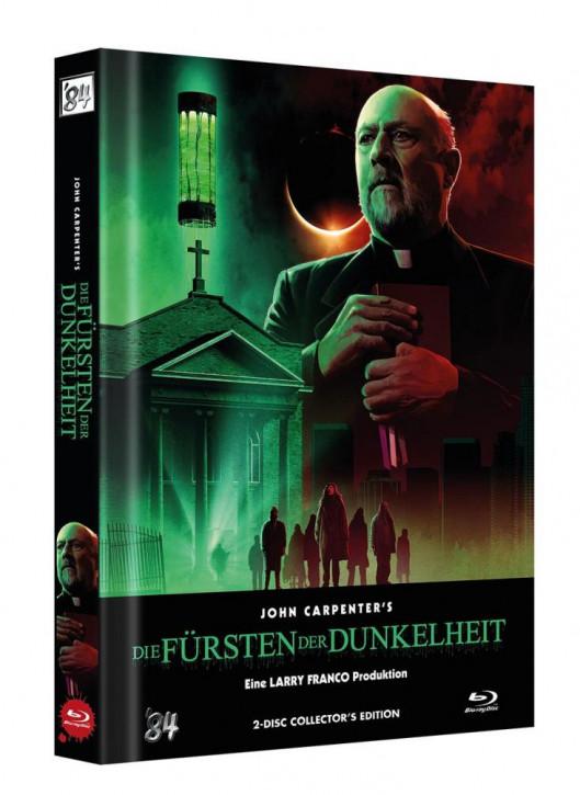 Die Fürsten der Dunkelheit - Limited Collector's Edition - Cover D [Blu-ray]