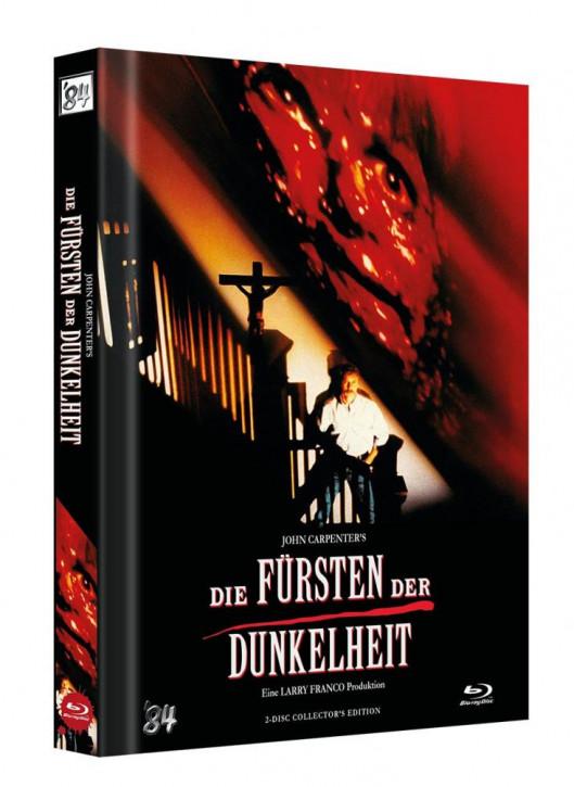 Die Fürsten der Dunkelheit - Limited Collector's Edition - Cover E [Blu-ray]