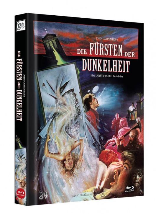 Die Fürsten der Dunkelheit - Limited Collector's Edition - Cover F [Blu-ray]
