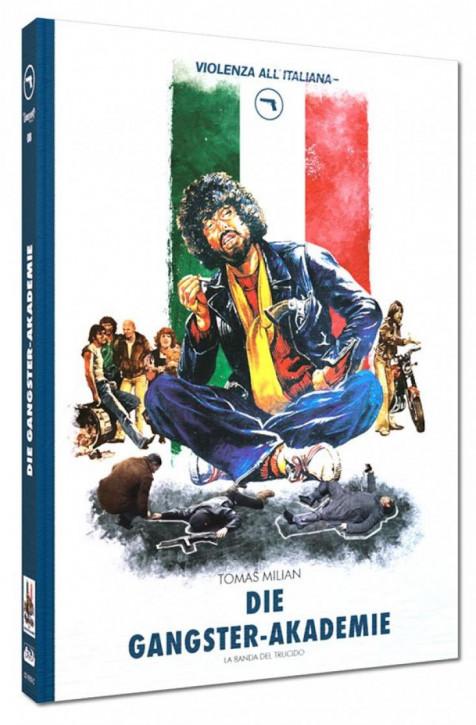 Die Gangster-Akademie - Limited Mediabook Edition - Cover C [Blu-ray+DVD]