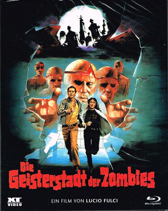 Die Geisterstadt der Zombies [Blu-ray]