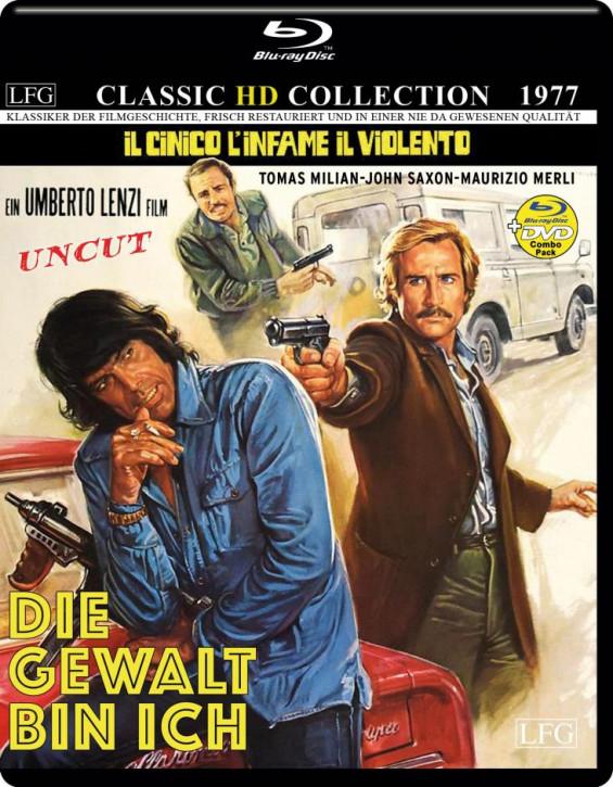 Die Gewalt bin ich (Classic HD Collection ) [Blu-ray]
