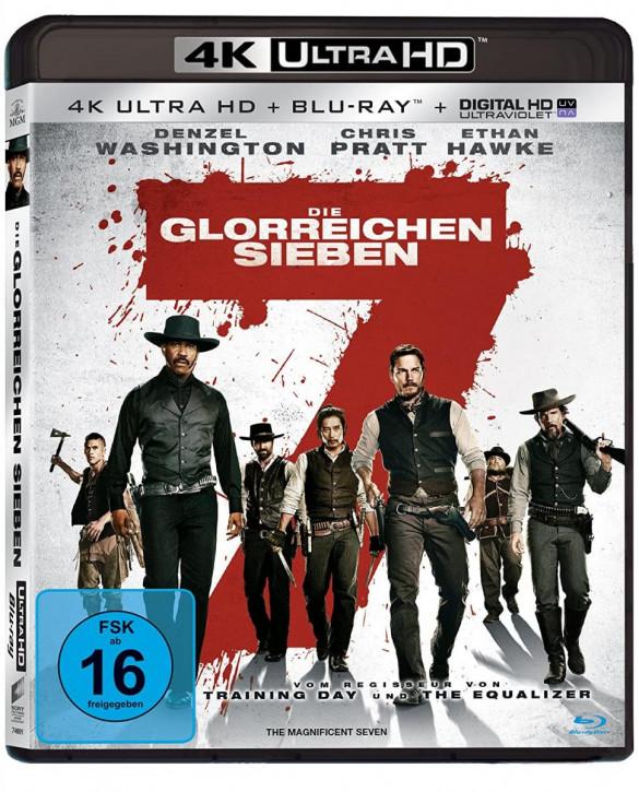 Die glorreichen Sieben [4K UHD+Blu-ray]