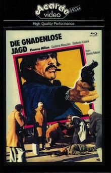 Die Gnadenlose Jagd - grosse Hartbox [Blu-ray]
