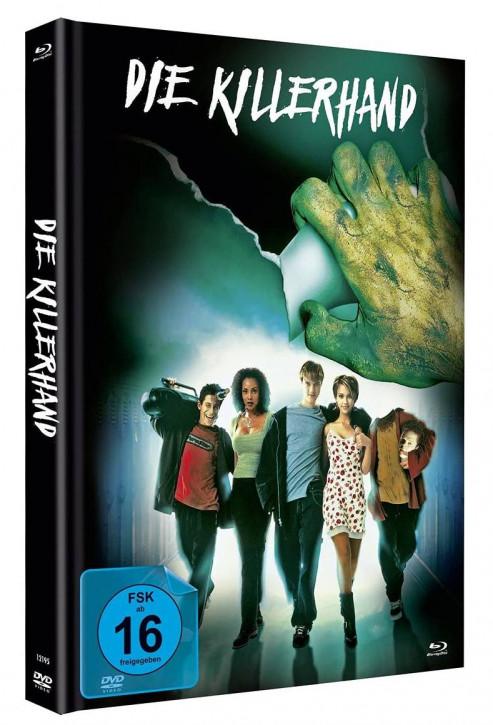 Die Killerhand - Limited Mediabook [Blu-ray+DVD]