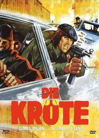 Die Kröte - Eurocult Collection #036 - Mediabook - Cover B [Blu-ray+DVD]