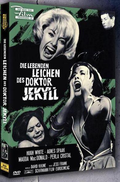 Die lebenden Leichen des Doktor Jekyll [DVD]