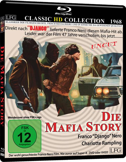 Die Mafia Story (Classic HD Collection #2) [Blu-ray]