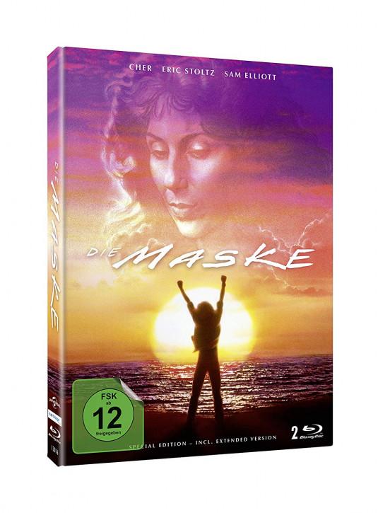 Die Maske (1985) - Limited Mediabook Edition [Blu-ray]