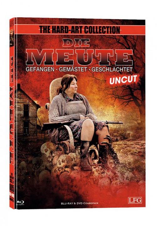 Die Meute - Mediabook - Cover A [Blu-ray+DVD]
