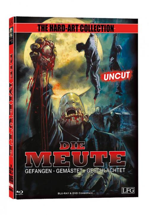 Die Meute - Mediabook - Cover B [Blu-ray+DVD]