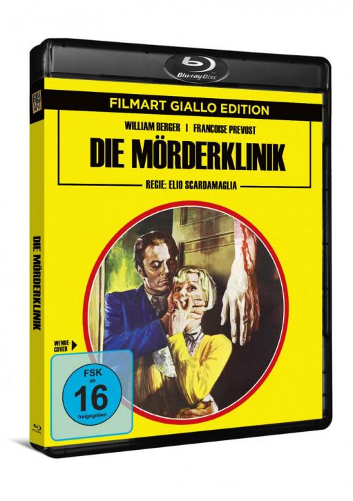 Die Mörderklinik [Blu-ray]