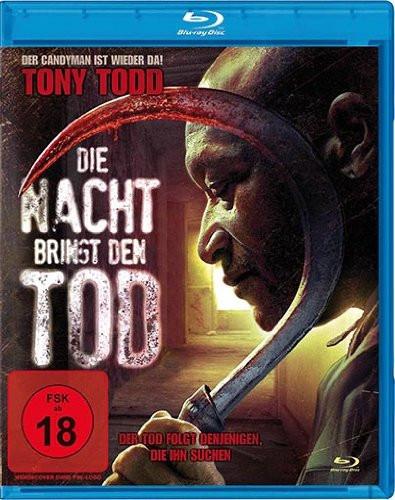 Die Nacht bringt den Tod [Blu-ray]