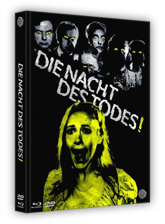 Die Nacht des Todes! (OmU) [Bluray+DVD]