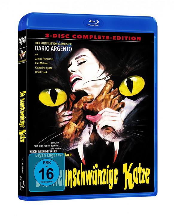 Die neunschwänzige Katze - Complete Edition [Blu-ray]