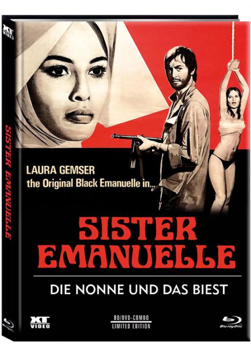 Die Nonne und das Biest - Limited Mediabook - Cover C [Blu-ray+DVD]
