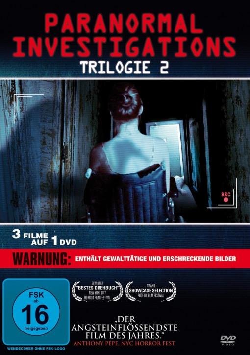 Die Paranormal Investigations Trilogie 2 [DVD]