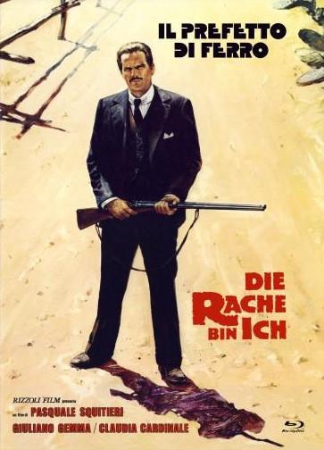 Die Rache bin ich - Eurocult Collection #046 - Mediabook - Cover A [Blu-ray+DVD]