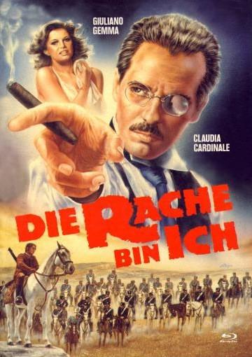 Die Rache bin ich - Eurocult Collection #046 - Mediabook - Cover B [Blu-ray+DVD]