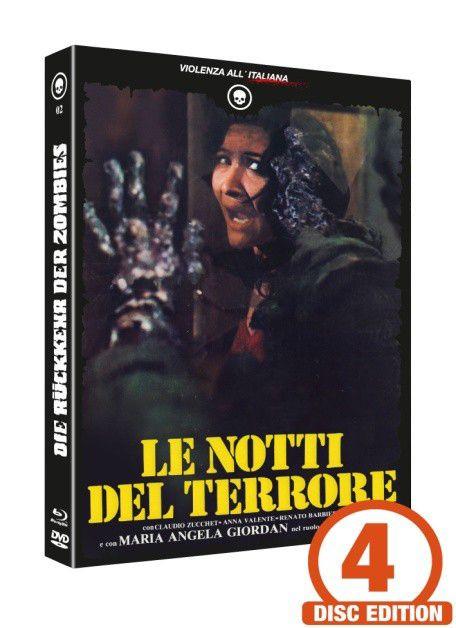 Die Rückkehr der Zombies - Mediabook - Cover C [Blu-ray+DVD+CD]
