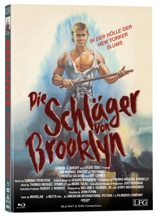 Die Schläger von Brooklyn - Mediabook - Cover A [Blu-ray+DVD]