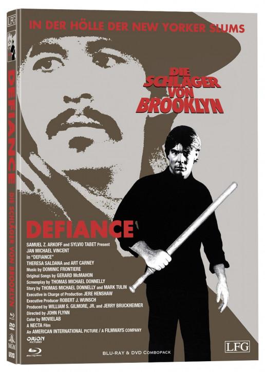 Die Schläger von Brooklyn - Mediabook - Cover B [Blu-ray+DVD]
